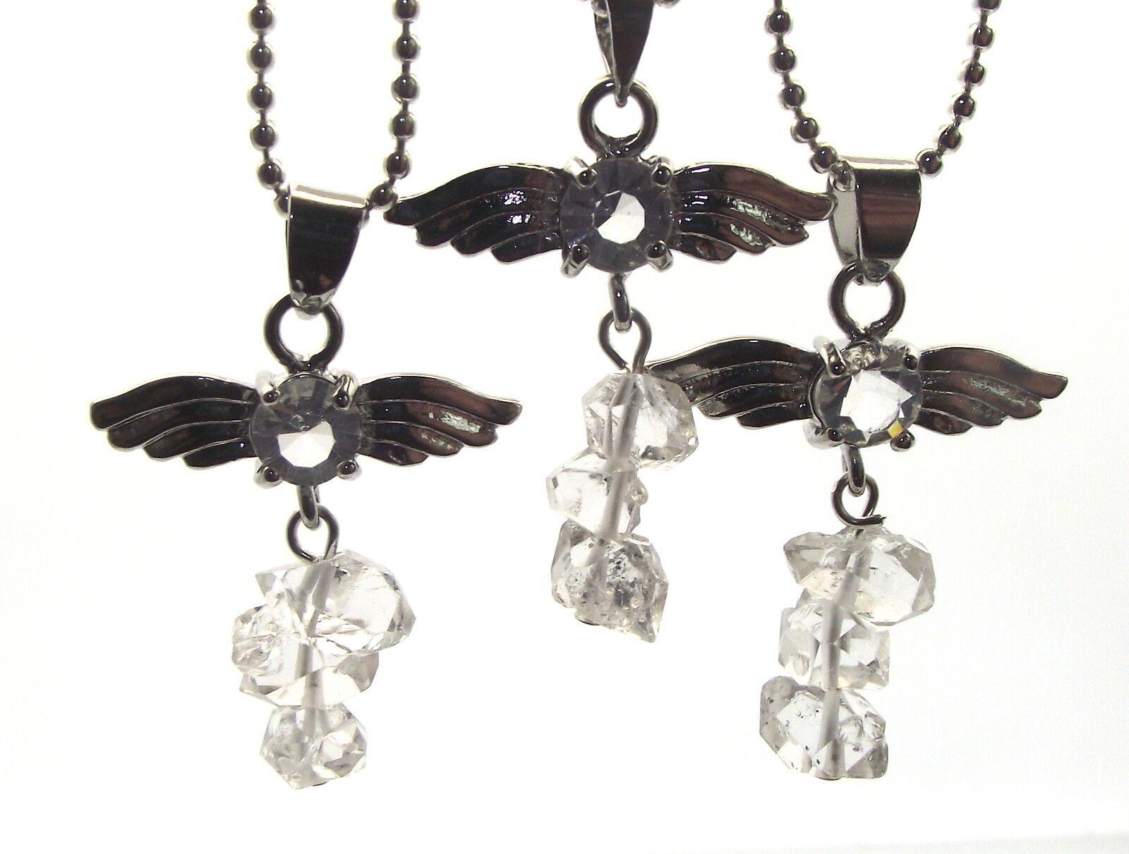 Tamashi Reiki Pendant for Connecting To Your Guardian Angel