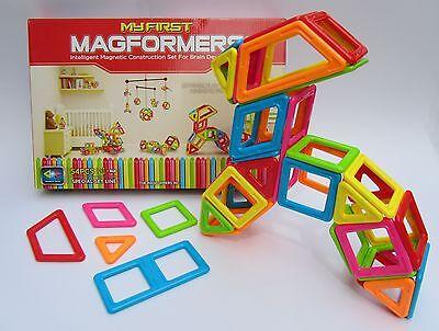 """Original Magformers My First für Kinder unter Drei 54 tlg. Hohe Qualität"""" 274-12"""