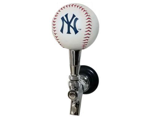 New York Yankees Licensed Baseball Beer Tap Handle
