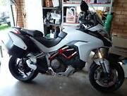 2016 Ducati Multistrada 1200 Gracemere Rockhampton City Preview
