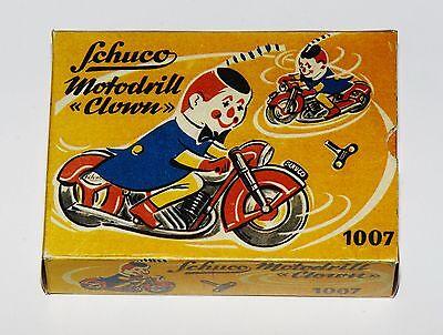 Reprobox für den Schuco 1007 Motodrill Clown - sehr selten
