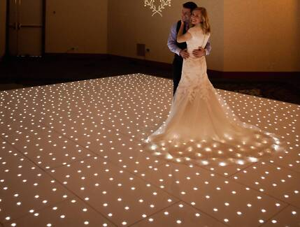 LED Starlit Dance Floor! Fantastic Opportunity & Barely Used! $$$