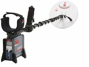 Minelab gpx 5000 brand new with aluminum case Metal detector Forster Great Lakes Area Preview