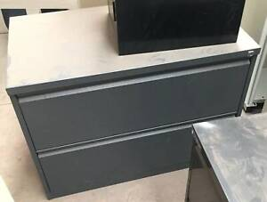 2 Drawer Lateral Filing Cabinets Netley West Torrens Area Preview