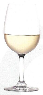 Juego De 6 Blanco Vino Cristal Vidrio Burdeos Grande Vino Vidrio -...