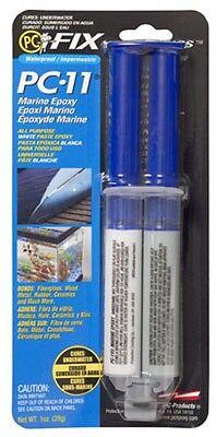 Pc11 White Epoxy Cementpaste Marine Grade 1oz Syringe 00054983010112