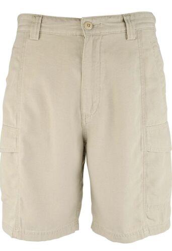 Tommy Bahama Men's Key Grip Khaki Cargo Shorts 30 NWT $88 Beach Hawaiian Clothing, Shoes & Accessories