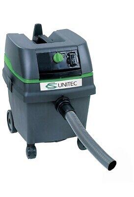 Cs Unitec Cs 1225 6.6 Gal Wetdry Industrial Vacuum Cleaner