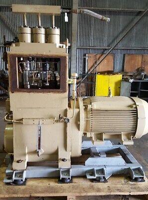 Weatherford Kobe Triplex Pump Size 4 15000 - 30000 Psi 3.97 Gpm 150 Hp