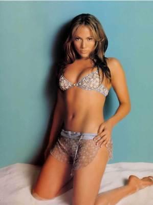 Jennifer Lopez 8X10 Glossy Photo Print  Jl17