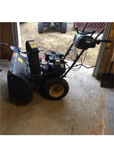 "30"" Yardworks snowblower"