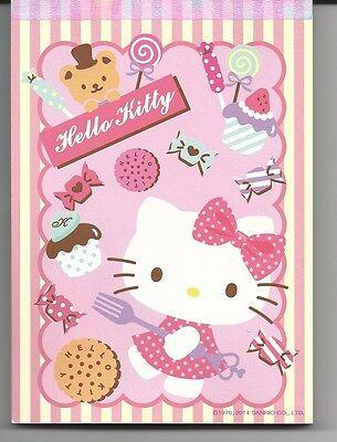 Sanrio Hello Kitty Notepad Cake KT
