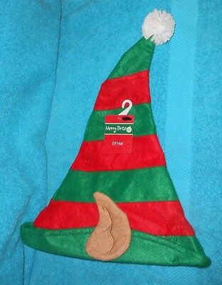 Elf Stocking Cap  Merry Brite  New with Tag - Elf Cap