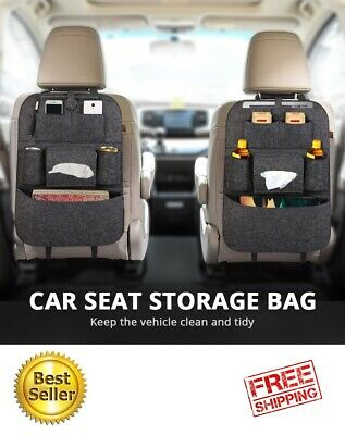 Driver Auto Seat Back Storage Bag Organizer Container For Best Service