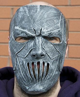 Mick Thomson Thompson Mask Slipknot Latex Fancy Dress Heavy Metal Halloween B