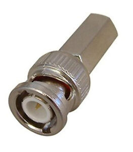 NEW-10pcs-BNC-male-twist-on-plug-connectors-RG59-RG-59