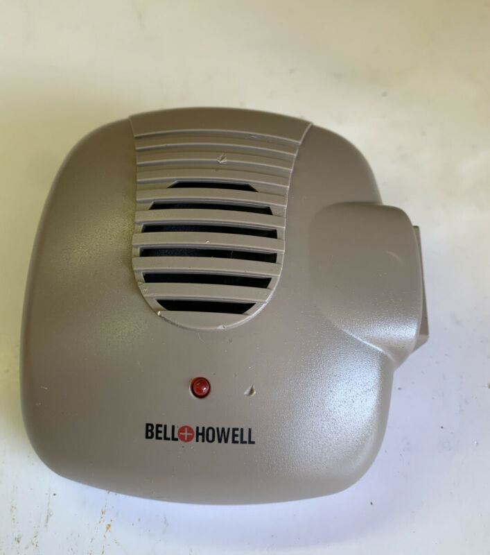Pack of 1-Bell+Howell SB-104 Direct Plug-in Ultrasonic Pest Repells