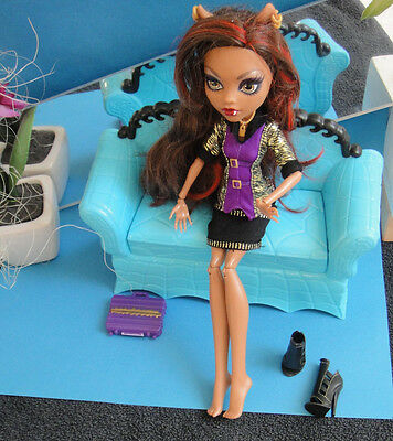 r High : Clawdeen Wolf Fashion Outfit Pack mit Kette Nr. 2 (Clawdeen Wolf Outfits)