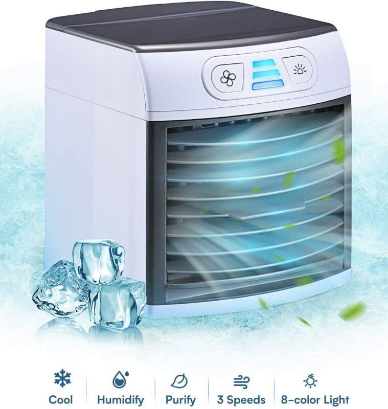 Breezy Cooler Portable Fan Mini Air Conditioner