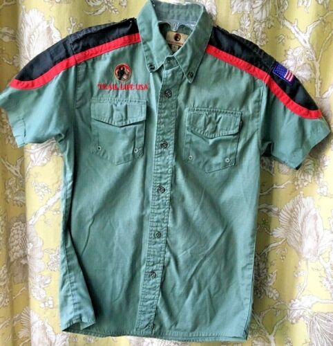 Trail Life USA Uniform Shirt - Youth Large