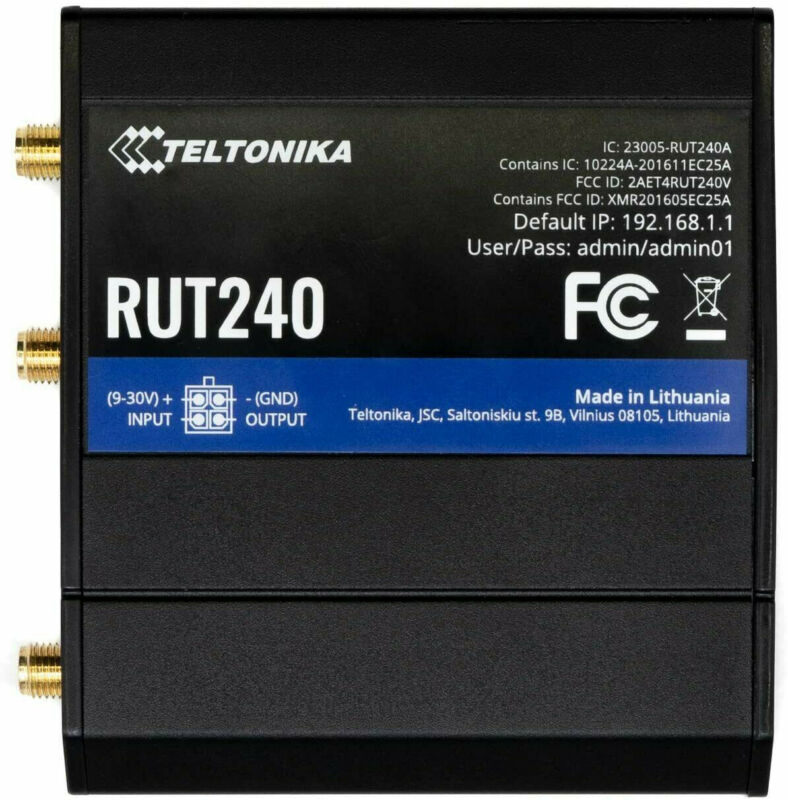Teltonika RUT240 Verizon Version