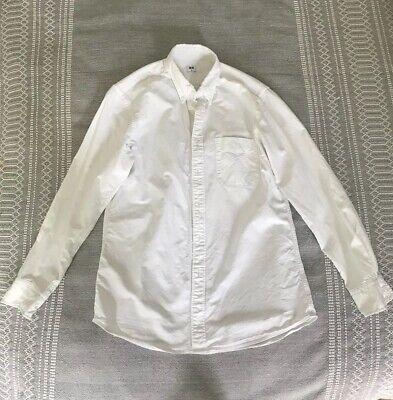 uniqlo heavy cotton shirt