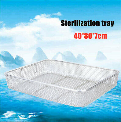 Stainless Steel Mesh Basketsterilization Tray Sterilization Instrument Tray