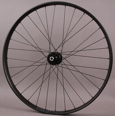 "WTB Sx23 27.5/"" 32h Black Shimano M475 6b Disc 8-10 Cass Qr Bike Wheelset Pair"