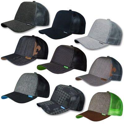 Djinns® HFT TRUCKER CAP NEW High Fitted Mesh Caps Snapback Basecap Uniform Kappe
