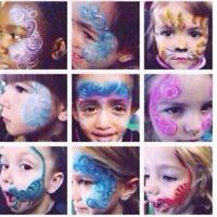 Maquillages pour fêtes d'enfants!
