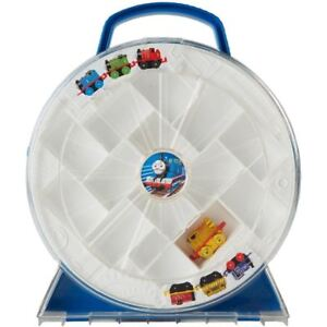 Fisher Price Thomas & Friends Minis Train Carry Case With Golden Thomas