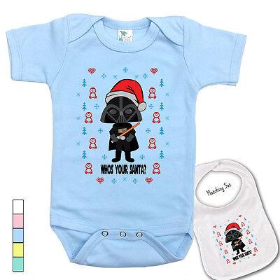Baby Darth Vader (