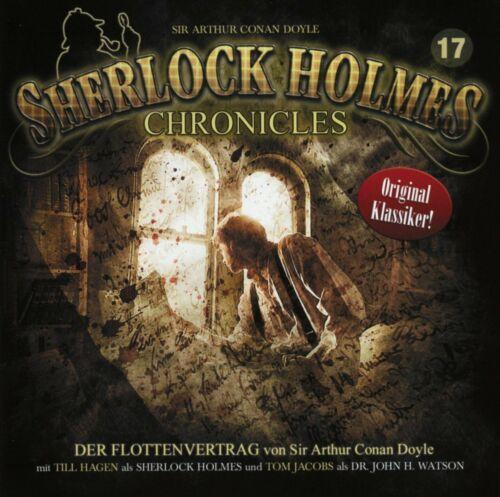 Der Flottenvertrag*  Folge 17  *  Sherlock Holmes Chronicles * NEU + OVP
