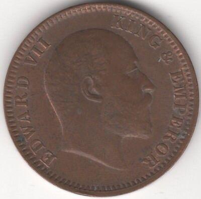 1905 British India Edward VII One Quarter Anna | World Coins | Pennies2Pounds, usado segunda mano  Embacar hacia Spain
