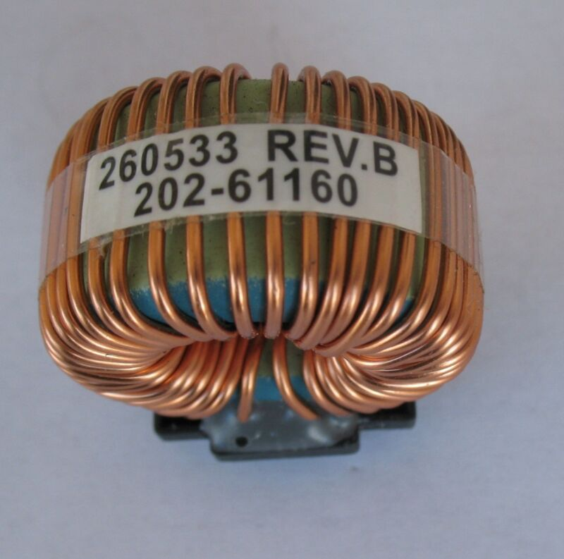 MINGSTAR TC10652B WIREWOUND POWER INDUCTORS (2 PCS)