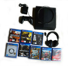 Ps4, 8 games and Turtlebeach Headset Murchison Outer Shepparton Preview