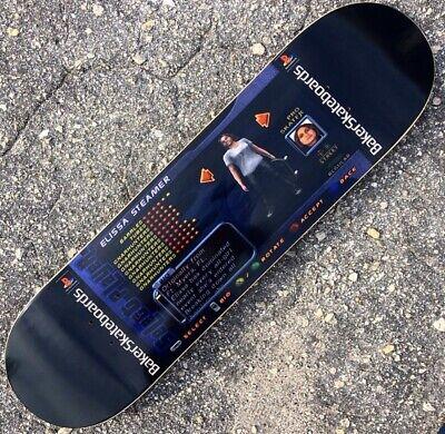 RARE Elissa Steamer Baker Skateboard Deck Tony Hawk Pro Skater Reynolds Bootleg