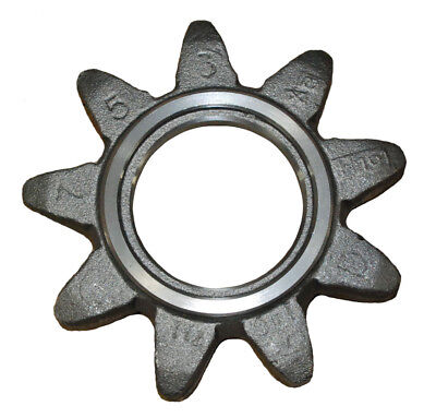 9t Dr Sprocket 140711 Ditch Witch Trenchers J20 - 2.00 Pitch Chain