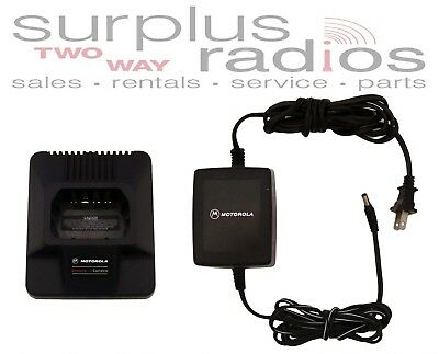 MOTOROLA OEM RAPID CHARGER GP300 P1225 P110 LTS2000 GTX800 GTX900 GP350 . Buy it now for 29.5