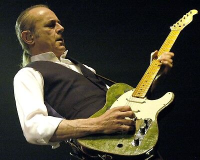 "Status Quo Francis Rossi 10"" x 8"" Photograph no 44"