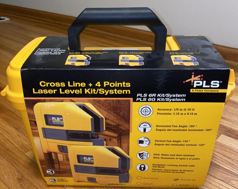 PACIFIC LASER SYSTEMS PLS 6G KIT Cross Line Laser Kit