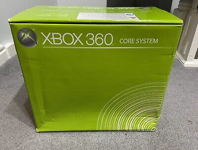 Xbox 360 Core System (MFR Date 2007-02-05) (Brand New & Sealed)