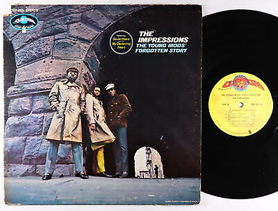Impressions - The Young Mods' Forgotten Story LP - Curtom