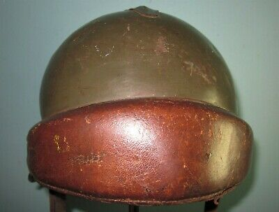 named French M1945 Jeanne d'Arc helmet Vietnam Dien Bien Fu casque tank 胄 шлем