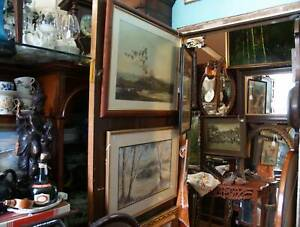 Vintage Mirrors , art  antiques and collectables $20 to $400 Martin Gosnells Area Preview