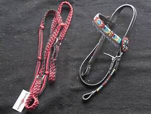 SETS FROM $100 BRIDLES BREASTPLATES BLANKETS BOOTS TO MATCH North Maclean Logan Area Preview