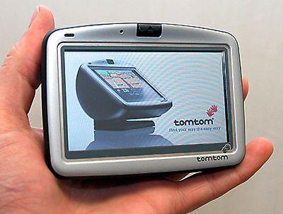 "TomTom Go 510 Portable Car Gps Set Us/canada Maps 4"" Lcd ..."