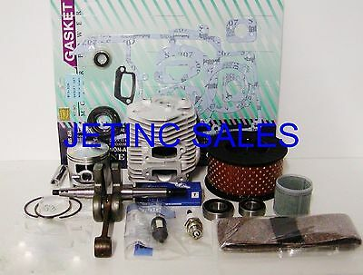 Cylinder Piston Kit Fits Stihl Ts760 Complete Overhaul Kit