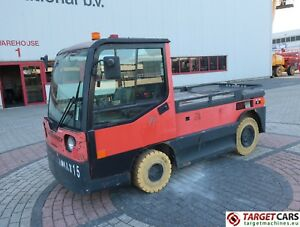 Linde P250 Eledtric Tow Tractor 25000KG Schlepper