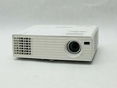 HITACHI CP-DX300 DLP 3000 LUMENS 1080p/i HD 4:3 XGA HDMI PROJECTOR PC 3D READY